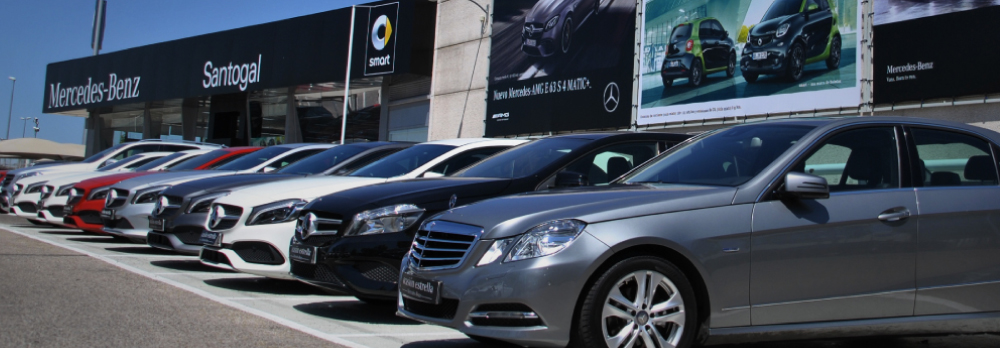 Santogal | Mercedes-Benz Madrid